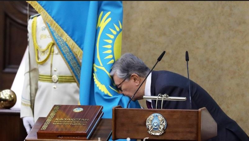 Сегодня в столице состоится инаугурация Президента РК