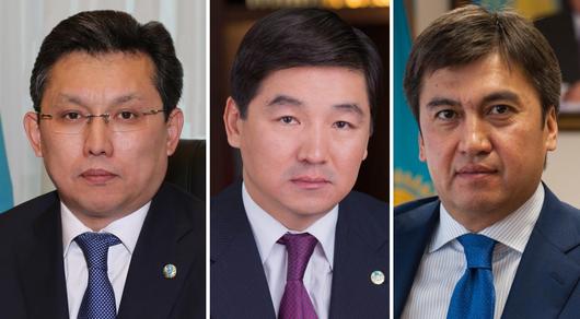 Нұр-Сұлтан, Алматы, Шымкент қалалары әкімдерінің өкілеттігі тоқтады