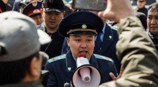 Генпрокуратура Казахстана вновь обращается к гражданам по поводу митингов