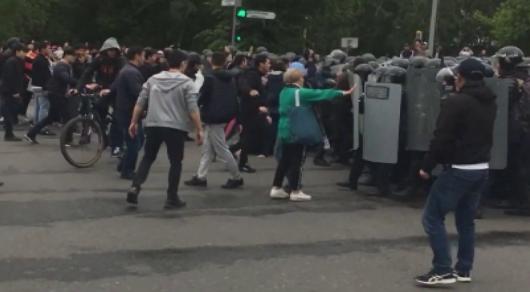 Генпрокуратура сообщила о количестве задержанных на митингах