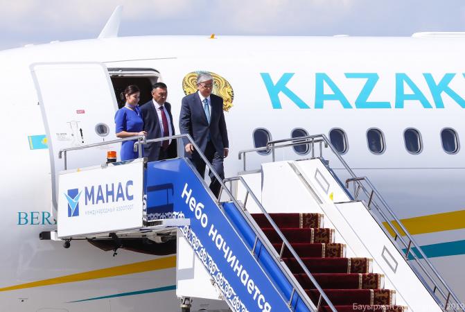 Касым-Жомарт Токаев встретится с главой КНР в Бишкеке