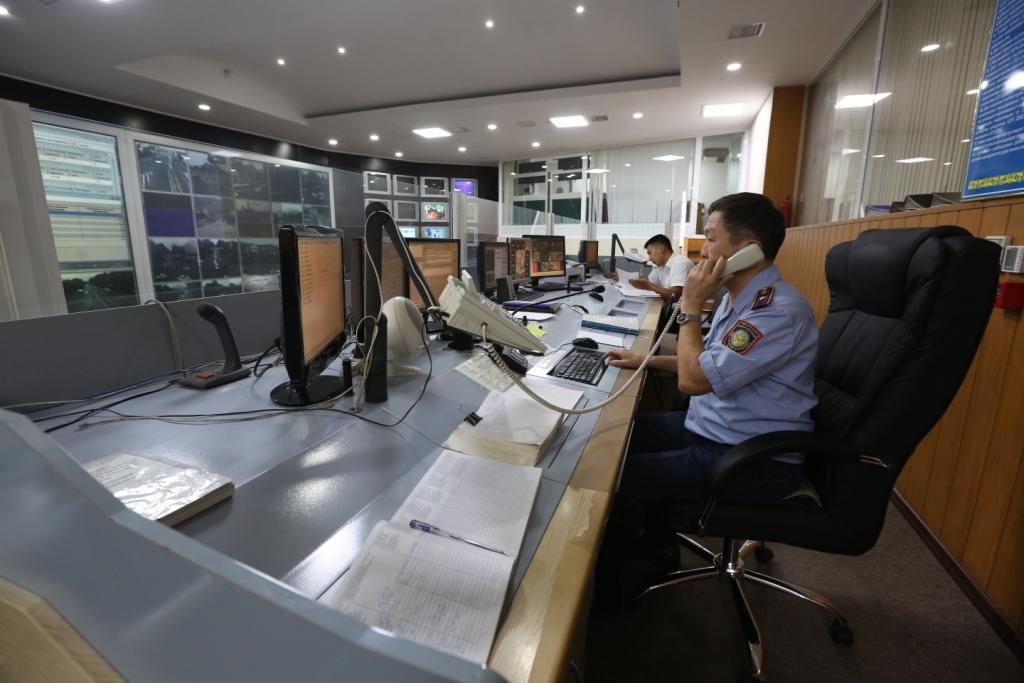 В полиции рассказали о звонках встревоженных жителей Алматы