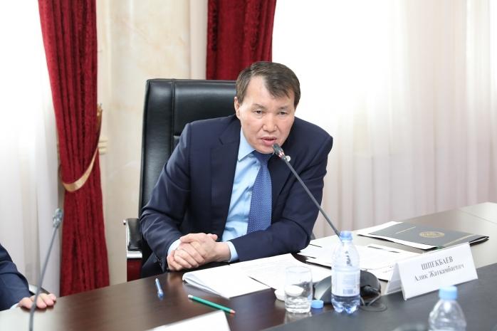 Шпекбаев назначен главой антикоррупционной службы
