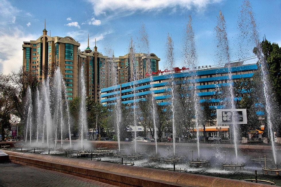 Погода в Алматы с 17 по 23 июня 2019