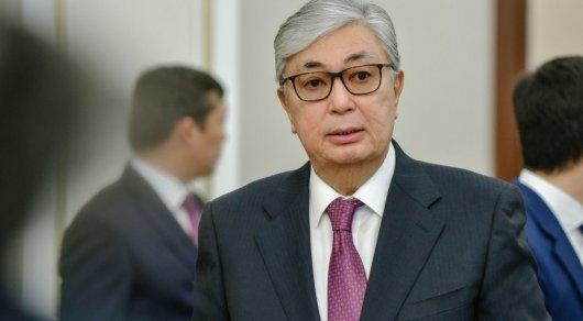 Казахстанцам разрешат выходить на демонстрации - Токаев