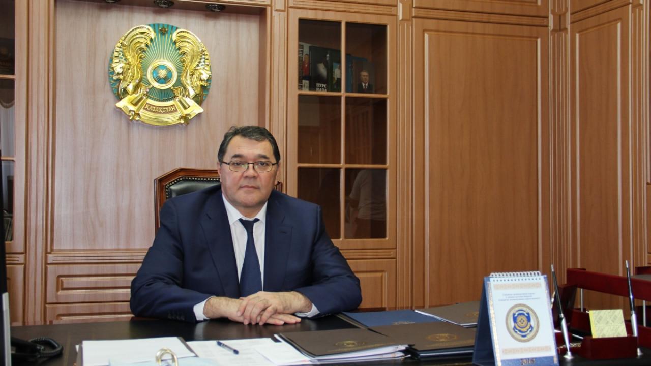Руководителя Нацбюро по противодействию коррупции освободили от должности