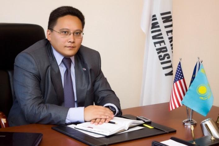 Бывший ректор IT университета в Алматы взят под стражу