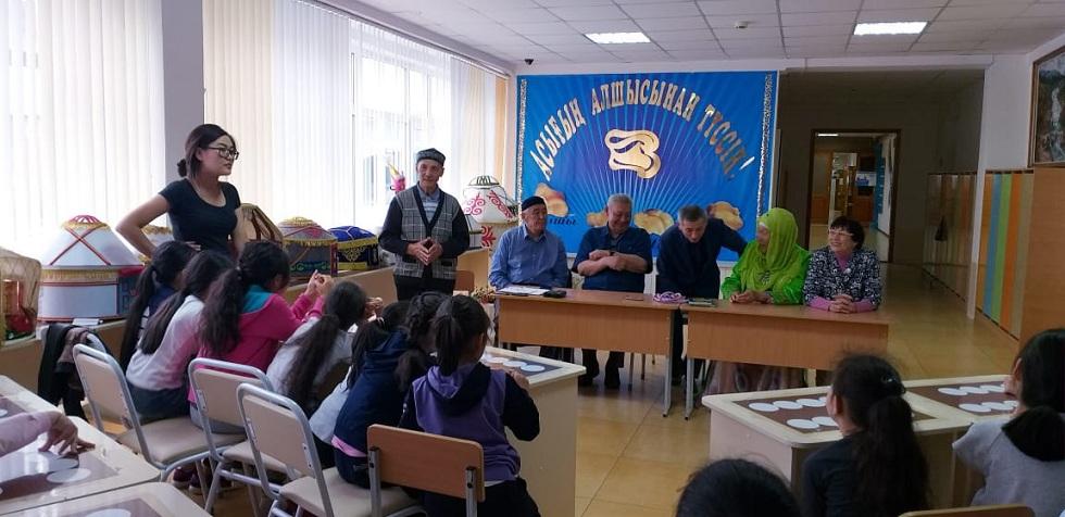 Абыз ақсақал - необычный проект запустили в Павлодаре