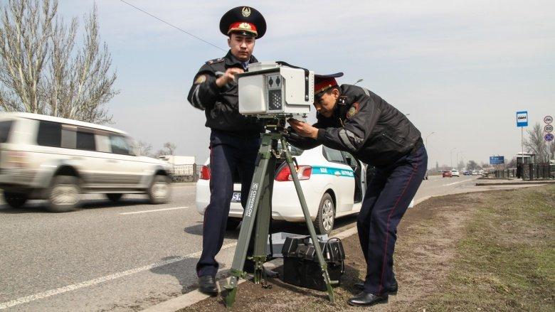 Полиции запретили использовать КРИС-П в населенных пунктах