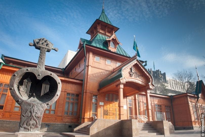 Назначен новый директор музея народных музыкальных инструментов имени Ыхласа