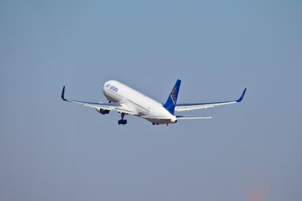 Air Astana сообщила о возобновлении полетов между Алматы и Дели