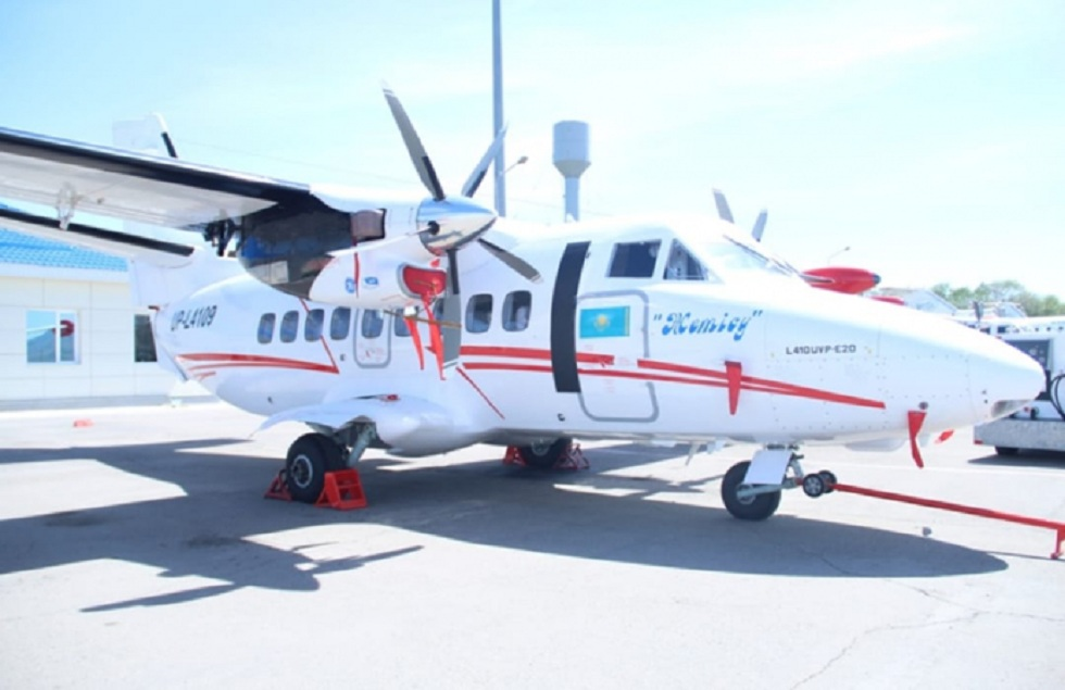 Авиарейс на Алаколь из Талдыкоргана запустят с 20 июня