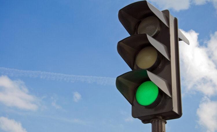 В Алматы планируют модернизировать действующие светофоры