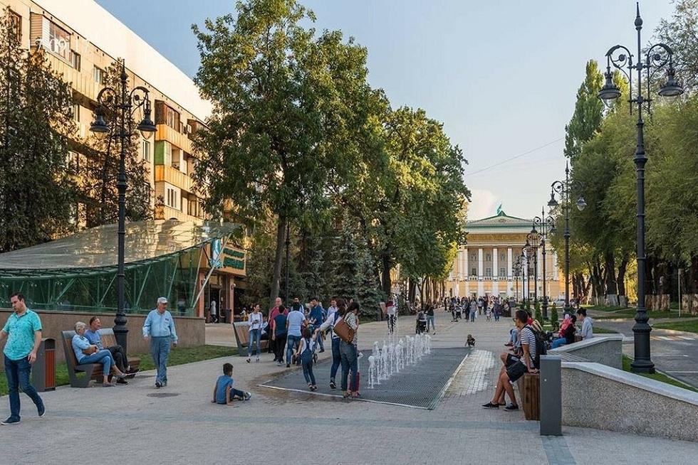 Погода в Алматы с 24 по 30 июня 2019