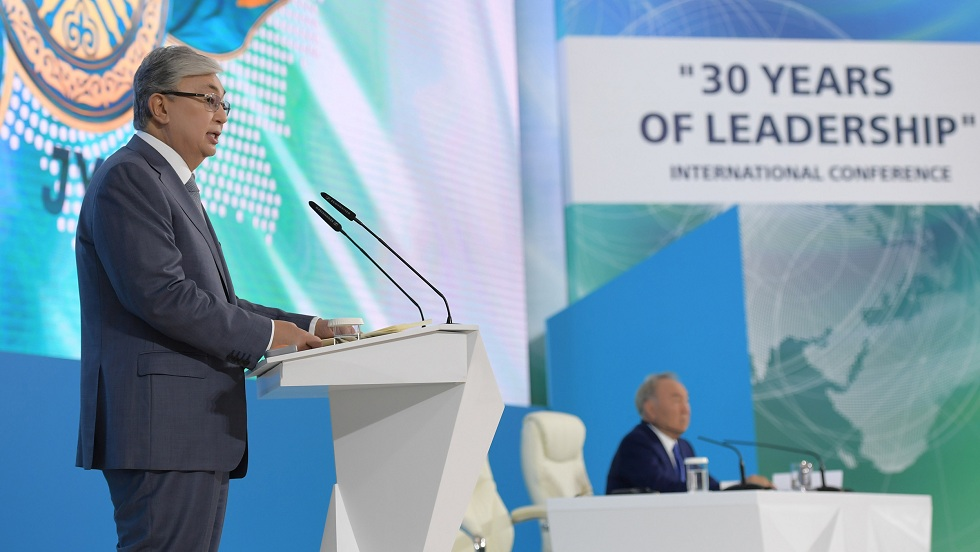 30 лет лидерства: в Алматы открылась научная конференция, посвященная Елбасы