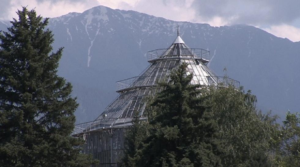 Ботанический сад Алматы закрывают на реконструкцию