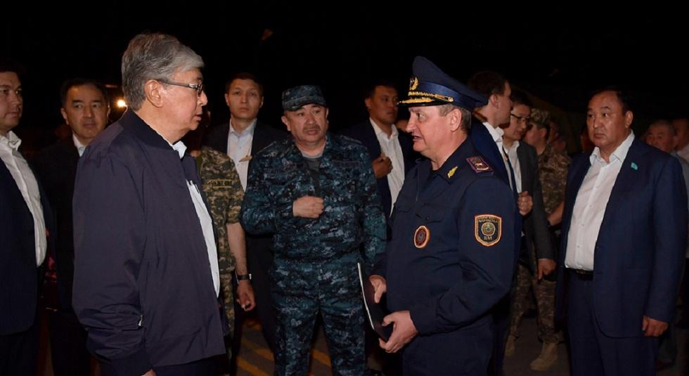 Взрывы в Арыси: Президент Казахстана пообещал наказать виновных