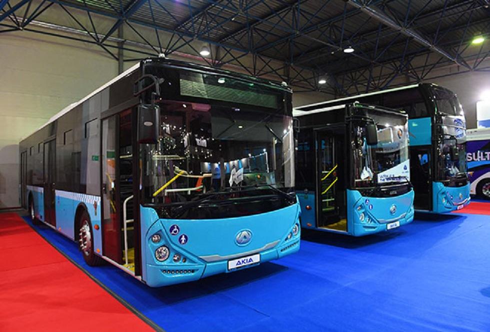 Количество автобусов в Алматы увеличится в 4 раза