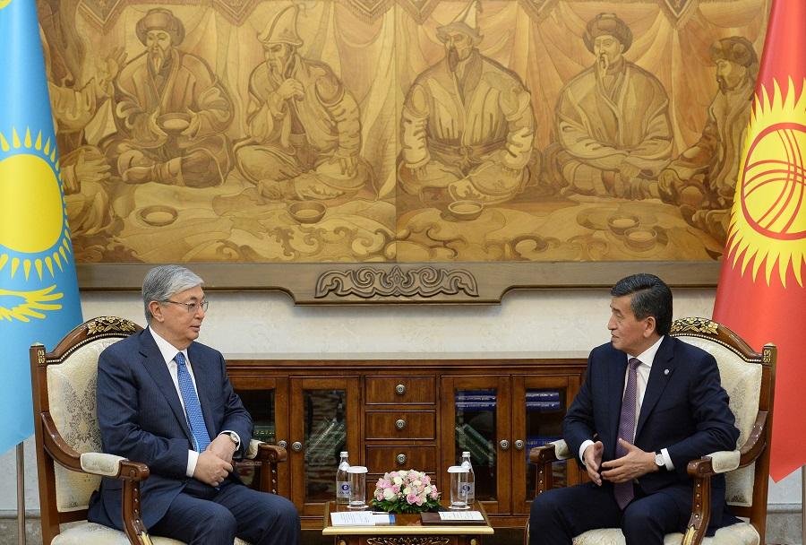 Президент Кыргызстана выразил соболезнования казахстанцам