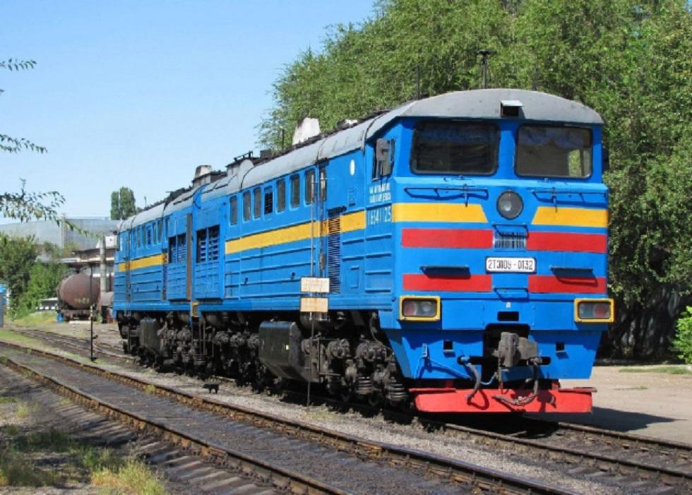 Железную дорогу в Арыси планируют открыть в ближайшие дни