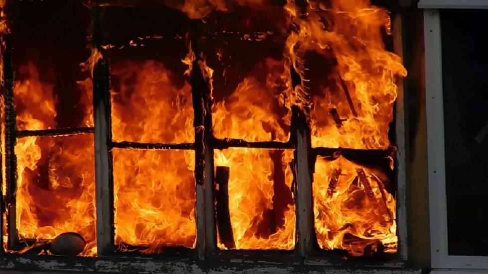 Молодой житель Алматинской области спас троих детей на пожаре