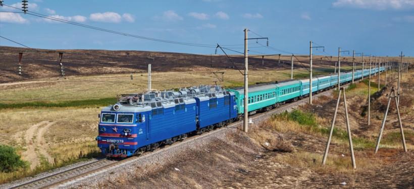 Движение поездов через город Арысь открыто