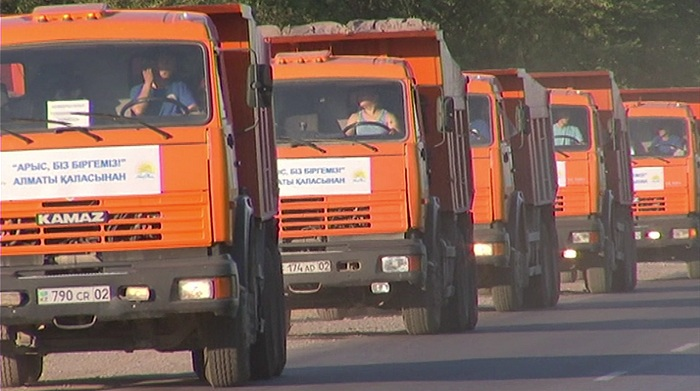 Акимат Алматы отремонтирует около 450 домов и одну школу в Арыси