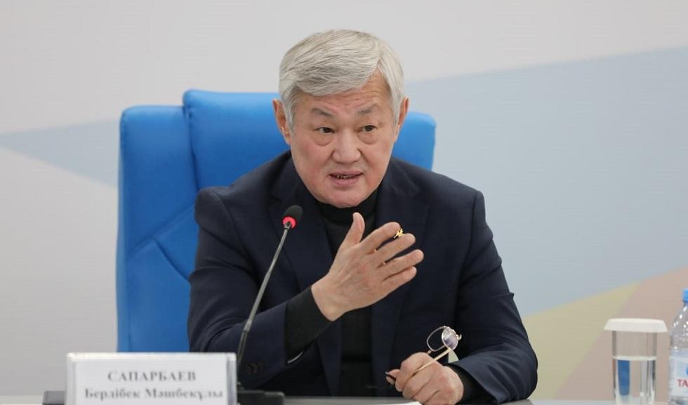 Воинскую часть перенесут из Арыси - Сапарбаев