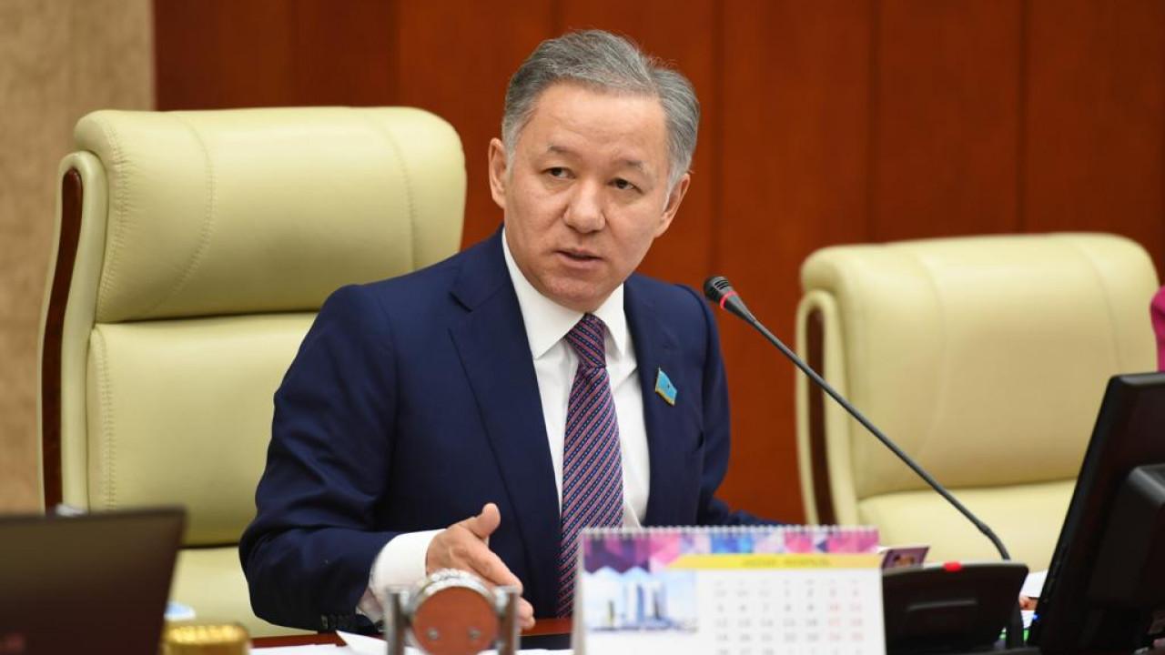 Казахстанские депутаты отложат отпуск до 5 июля