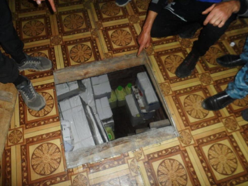 Гербициды на 15 млн тенге украли в Костанайской области