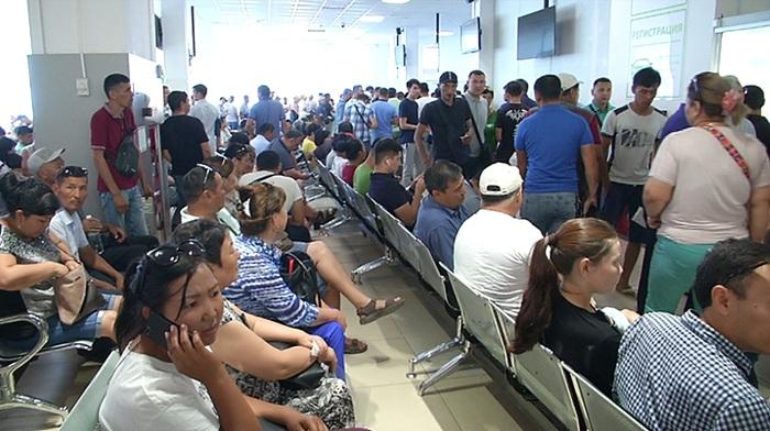 Сбои в системе спецЦОНа вызвали ажиотаж среди населения в Алматы