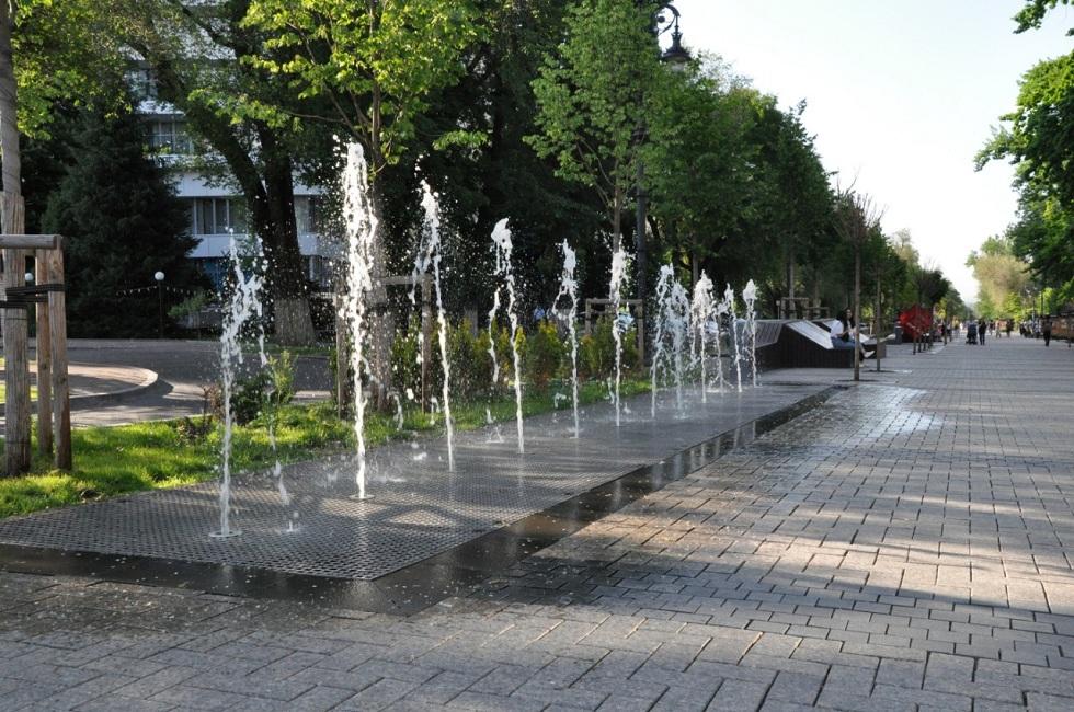 Не прижившиеся на Панфилова в Алматы саженцы заменят осенью