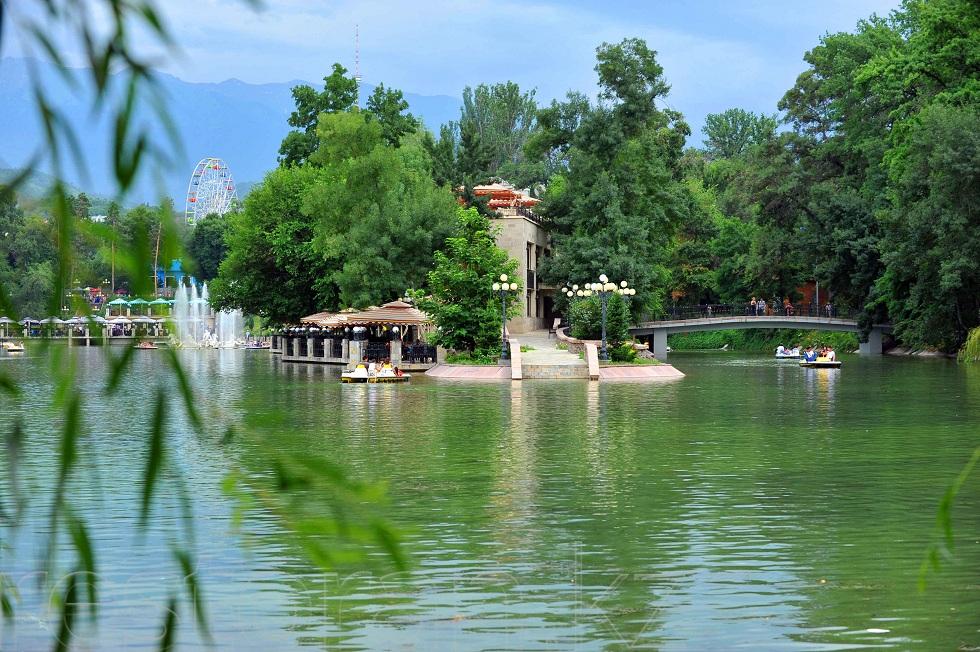 Погода в Алматы с 8 по 14 июля 2019