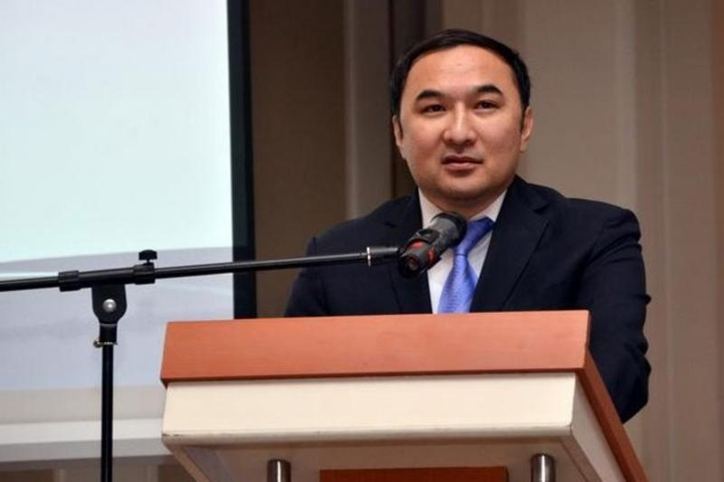 Президент РК освободил от должности Ержана Бабакумарова