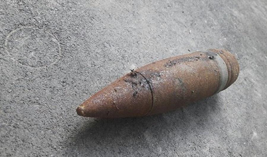 Пожар в Арыси: во время сбора взорвался боеприпас