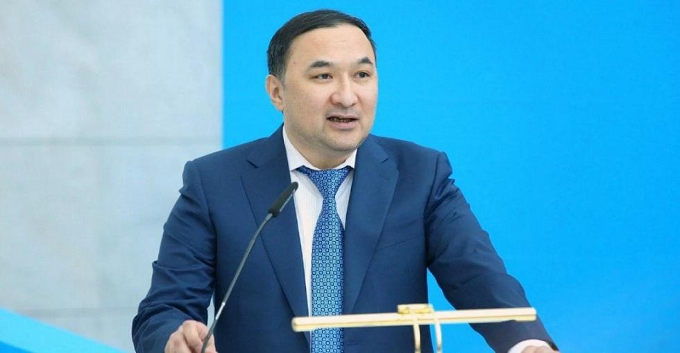 Ержан Бабакумаров назначен заместителем акима г. Алматы
