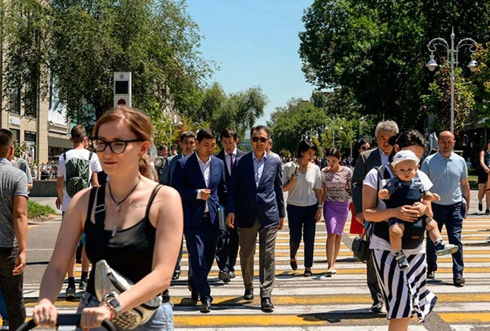 Аким Алматы поручил улучшить экологический менеджмент