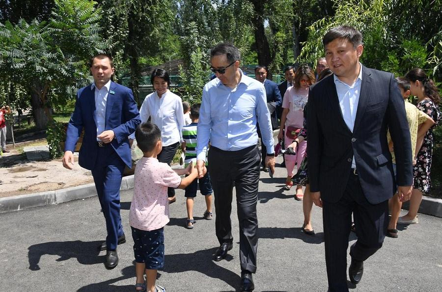 Бақытжан Сағынтаев Алматыдағы құрылыс жұмыстарын бақылауды күшейтуді тапсырды