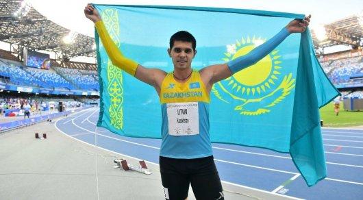 Универсиада в Неаполе: у Казахстана 6 медалей и 18-е место