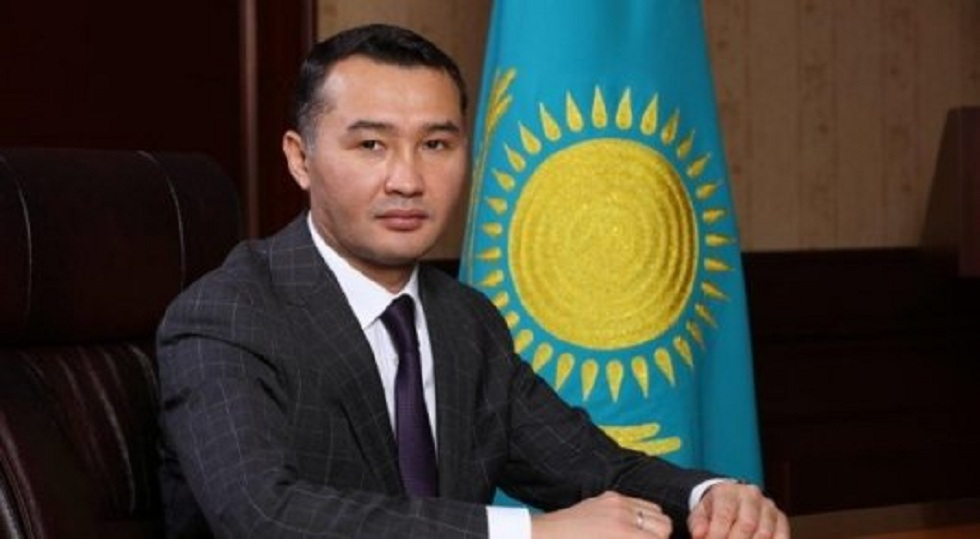 Сапарбек Тұяқбаев Алматы әкімінің орынбасары болып тағайындалды