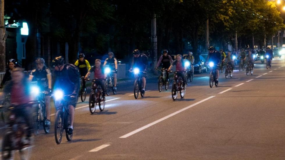 Вечерний велопробег состоится в Алматы 13 июля