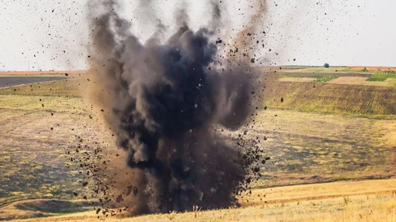 В Алматинской области взорвался снаряд на полигоне во время учений