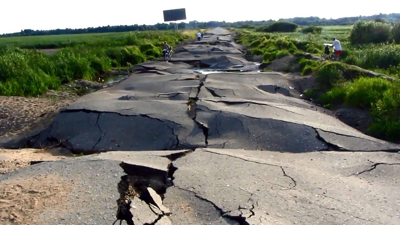 Казахстан находится в аутсайдерах по качеству автомобильных дорог