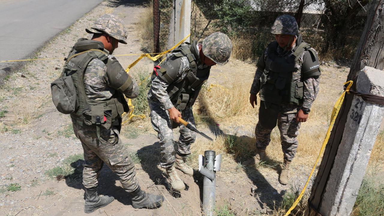 Склад с боеприпасами из Арыси перевезут весной 2020 года