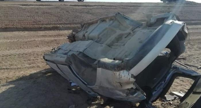 ДТП в Жамбылской области: погибли полицейские и гражданин Узбекистана
