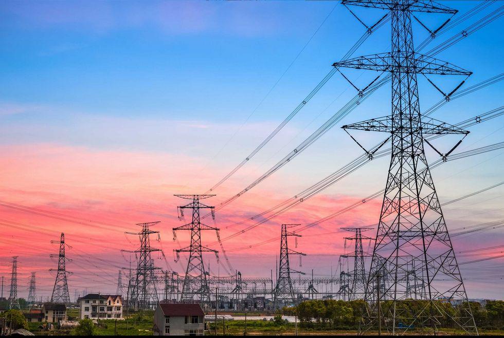 В Казахстане уменьшилось производство электроэнергии