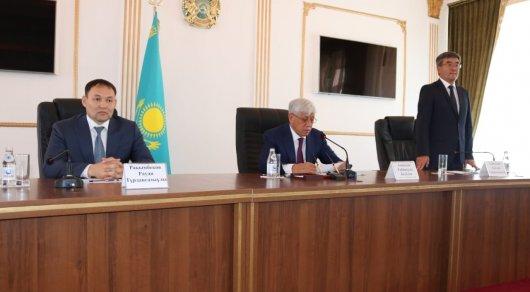 Алматы облысындағы екі ауданның әкімі ауысты