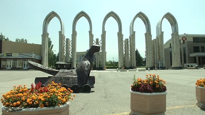Началась реконструкция выставочного комплекса «Атакент»