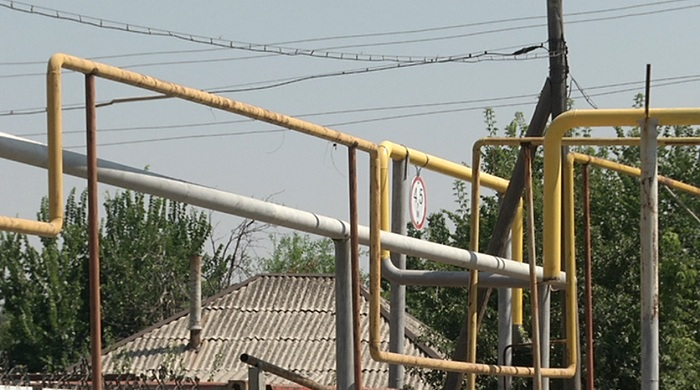 Дома полутора тысяч семей Алатауского района подключают к газу