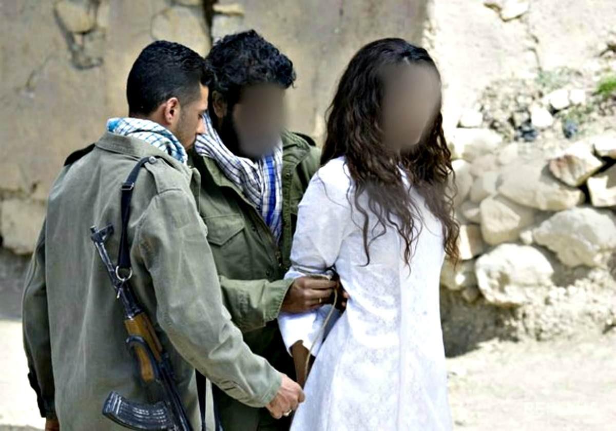 «Үйдің шатырына шығарып зорлады»: Оралдық әйел Сирияда болған күндері туралы айтты